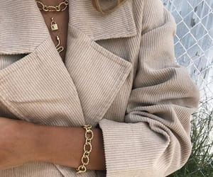 jewelry, fashion, and necklace image
