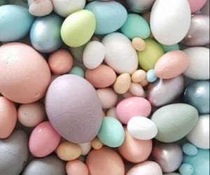 easter, pastel, and cute image
