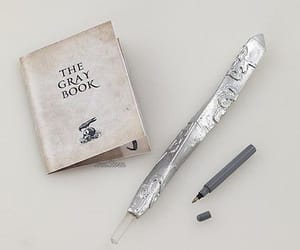 the gray book and shadowhunters image