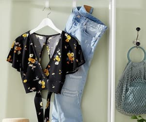 H&M, jean, and style image
