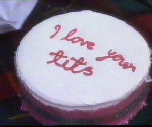bi, bisexual, and cake image