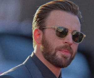 aesthetic and chris evans image