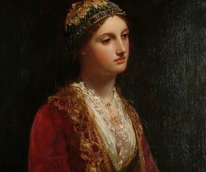 albanian, woman, and art image
