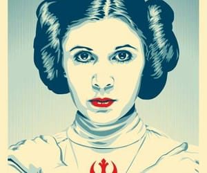 blue, cool, and leia image
