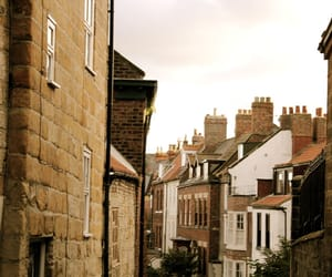 whitby and country: uk image