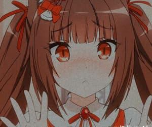 anime, anime girl, and anime icons image