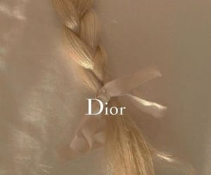 dior, aesthetic, and hair image