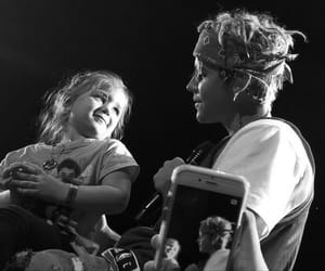 baby, concert, and justin bieber image