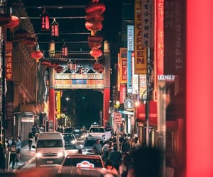 aesthetic, china, and city image