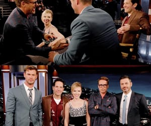 Avengers, cast, and Marvel image