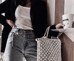caffeine, casual, and coffee image