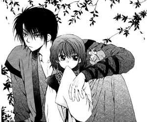 akatsuki no yona, manga, and hak image
