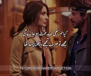 quotes, urdu, and shayari image