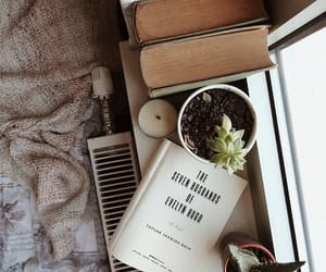 book, books, and real image