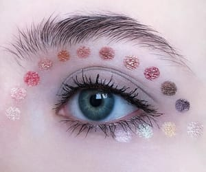 fashion, makeup, and aesthetic image