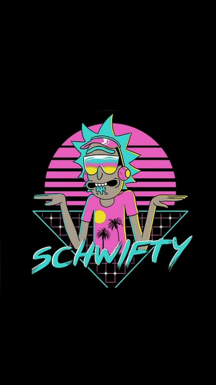 Get Schwifty Shared By On We Heart It