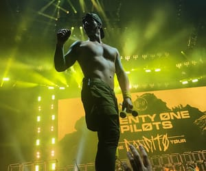 trees, trench, and twenty one pilots image