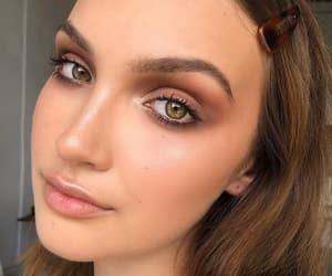 beauty, blush, and eyelids image