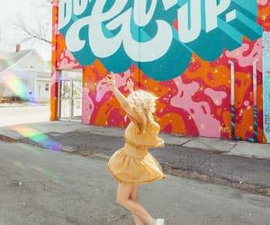 color, dress, and fashion image