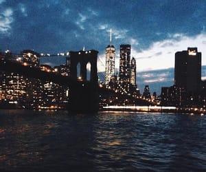america, Brooklyn, and brooklyn bridge image