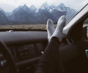 travel, trip, and raodtrip image