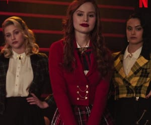 riverdale, netflix, and betty cooper image