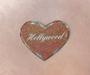 hollywood, pink, and glitter image