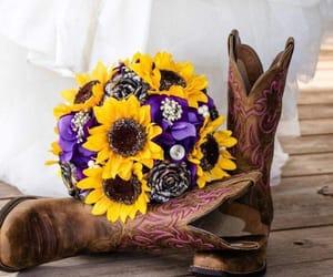 boots, bridal, and wedding inspiration image
