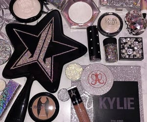 makeup and kylie cosmetics image