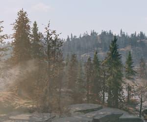 autumn, fallout, and fog image