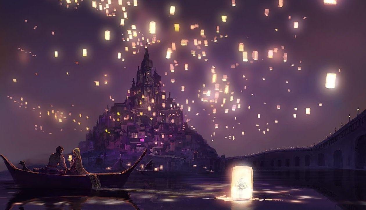 Rapunzel Wallpaper uploaded by EmPau •u
