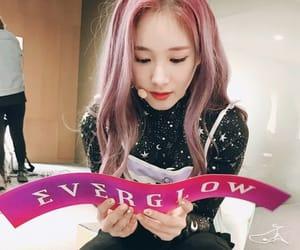 kpop, mia, and everglow image