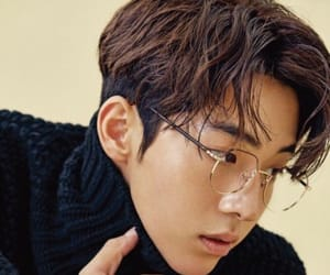 nam joo hyuk and model image