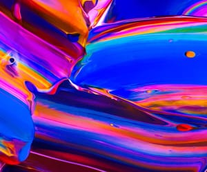 abstract art, art, and colors image