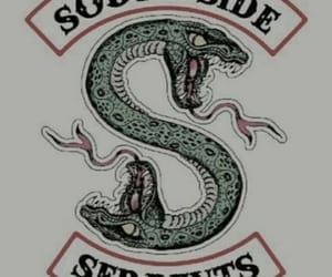serpent, southside, and riverdale image