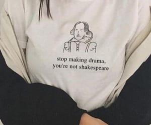 drama, fashion, and cute image