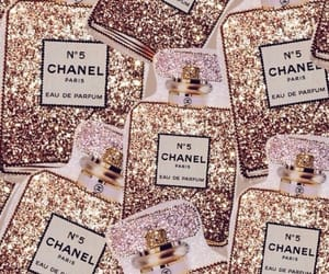 background, chanel, and coco chanel image