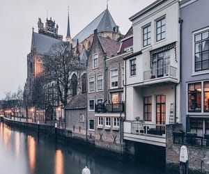 city, travel, and europe image