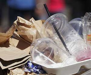 packaging, technology, and recycled plastic image