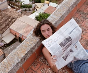architecture, buildings, and girl image