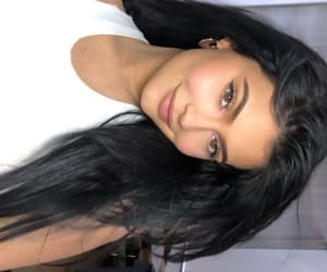 famous, girls, and kylie image