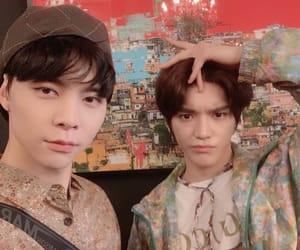 johnny, taeyong, and nct image
