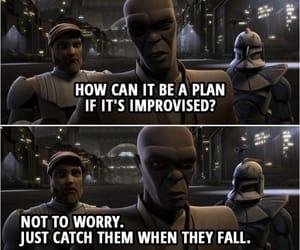 star wars, the clone wars, and obi-wan kenobi image