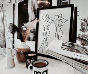 art, home, and decor image