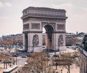 paris, ile de france, and capitale france image