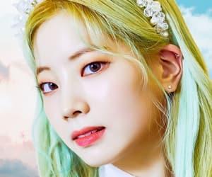 k-pop, twice, and dahyun image