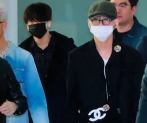 airport, bts, and incheon image