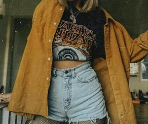 bands, fashion, and girls image