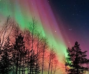 amazing, borealis, and colours image