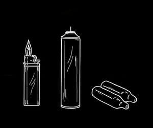 black, graphic, and design image